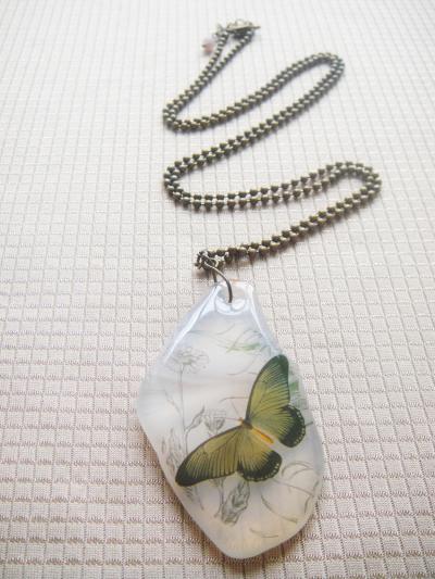 Mariposa Verde Agata A